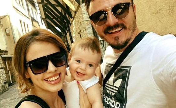Среќно Семејтво Кајмакоски на одмор